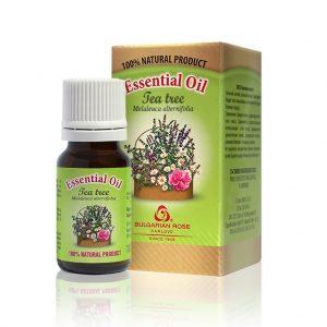 Tea Tree essential oil 10ml.