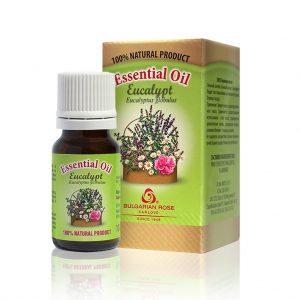 Eucalyptus essential oil 10ml
