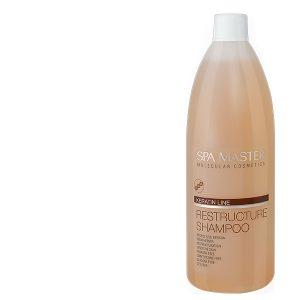 Keratin restructure shampoo/970 ml.