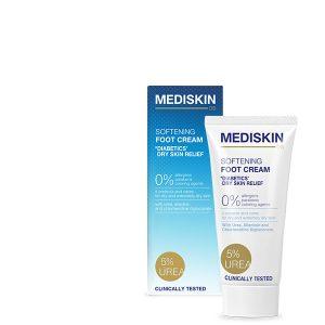 Mediskin DB softening foot cream 75ml.