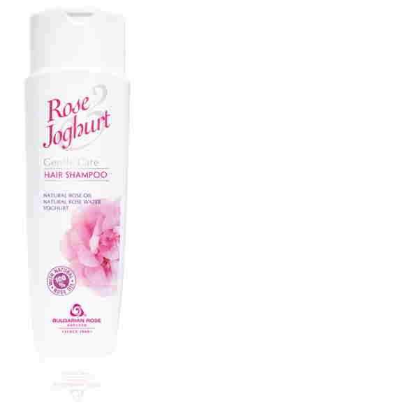 Rose Jogburt hair shampoo