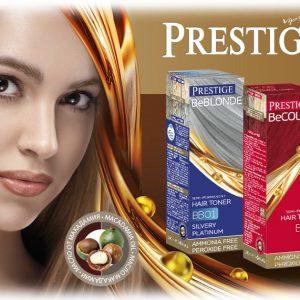 Prestige semi-permanent hair toner