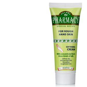 Softening hand  cream 75ml.