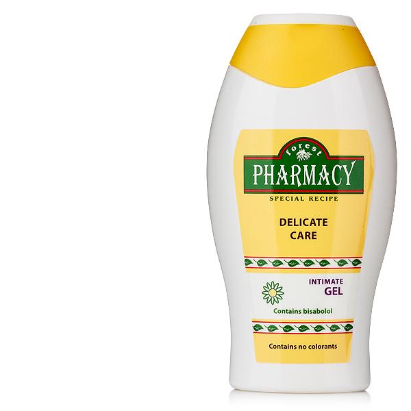 Pharmacy delicatecare intimate gel