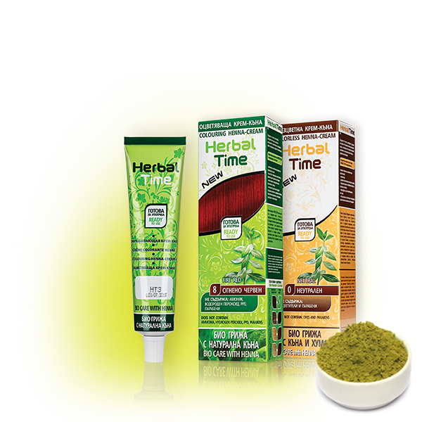 Herbal Time Hair Products