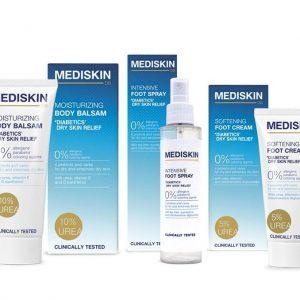 Mediskin DB for Diabetics