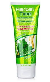 Strengthening shampoo 250ml.