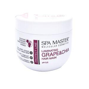 Grape&chia hair mask /500ml.