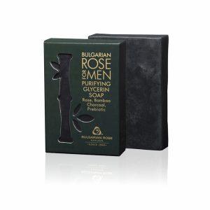 Glycerin soap for men