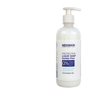 Midiskin Protective Liquid Soap 500ml.