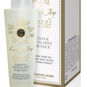 Lady's Joy Luxury face exfoliant 160 ml.